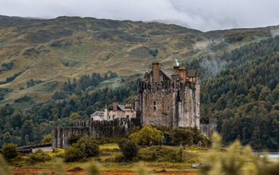 Highland Fling: With Nancy Mitford in Scotland