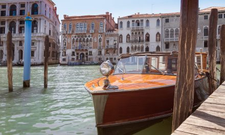 Serenely Sublime: Reading Henry James in Venice