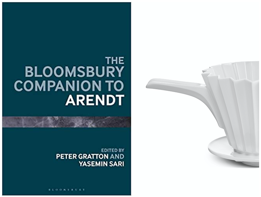 the Bloomsbury companion to Arendt
